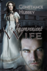 Cover image for Constance Hussey's An Inconvenient Wife