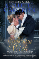 Cover image for Collette Cameron's Her Scandalous Wish