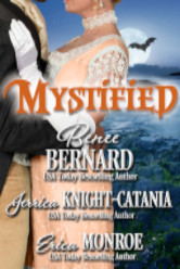 Cover image for MYSTIFIED The Haunting of Castle Keyvnor by Erica Monroe, Renee Bernard, and Jerrica Knight-Catania
