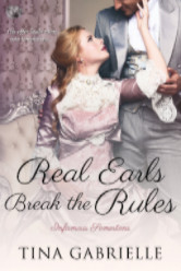 Cover image for Real Earls Break the Rule by Tina Gabrielle