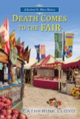 Cover image for Death Comes To The Fair by Catherine Lloyd