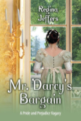 Cover image for Mr. Darcy's Bargain by Regina Jeffers
