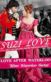 Cover image for Love After Waterloo by Suzi Love