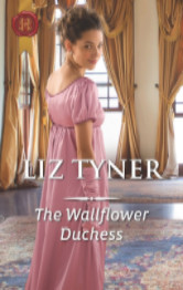 Cover image for The Wallflower Duchess by Liz Tyner
