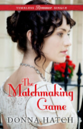 Cover image for The Matchmaking Game by Donna Hatch