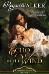 Cover image for Echo in the Wind by Regan Walker