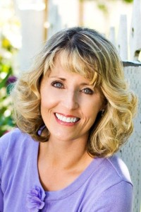Photo of author Collette Cameron.