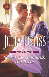 Cover image for Secret Lessons with the Rake by Julia Justiss