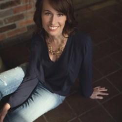 Photo of author Sara Portman.
