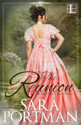 Cover image for THE REUNION by Sara Portman