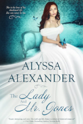 Cover image for The Lady & Mr. Jones by Alyssa Alexander