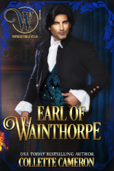 Cover image for Earl of Wainthorpe by Collette Cameron