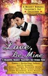 Cover image for Love, Be Mine by Arietta Richmond