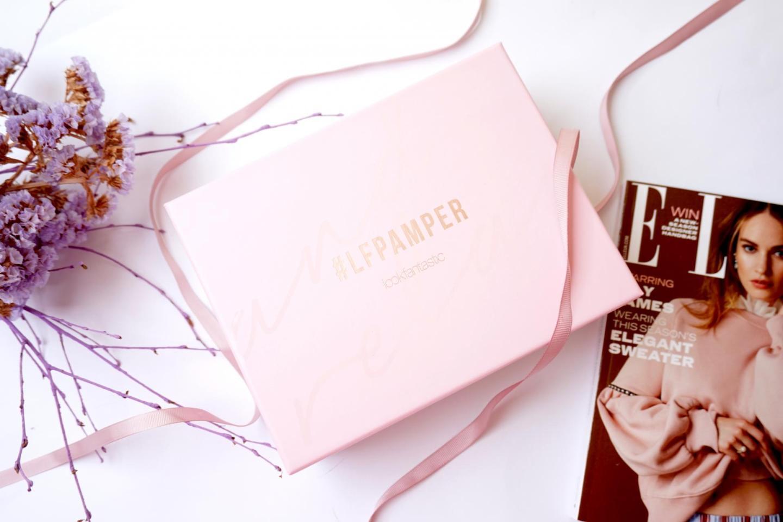 Beautybox: Lookfantastic October