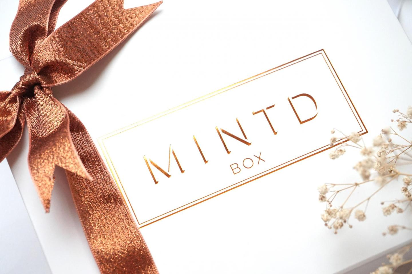 MINTD Box, The Holiday Box