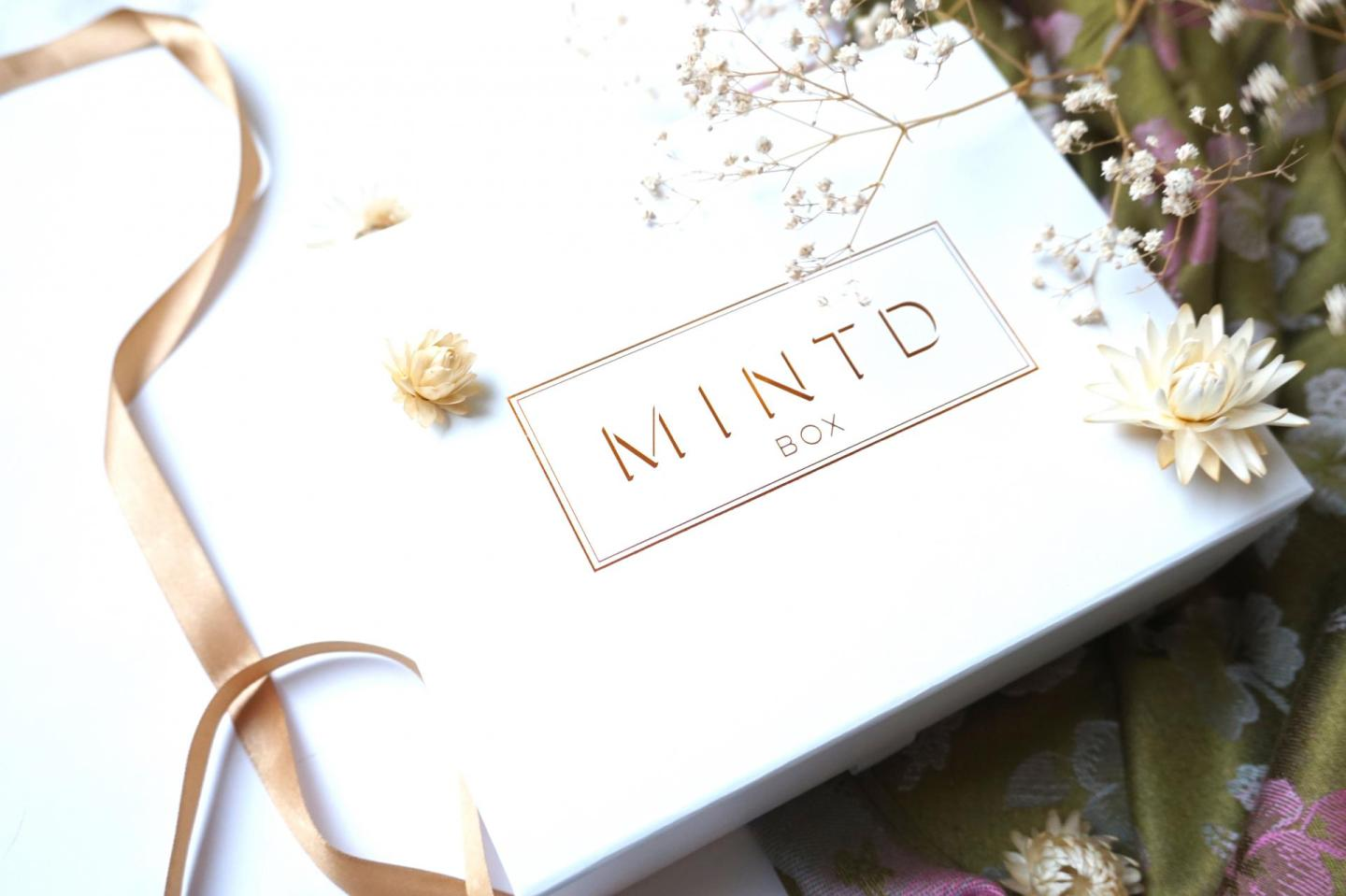MINTD Box, The Rejuvenate Kit