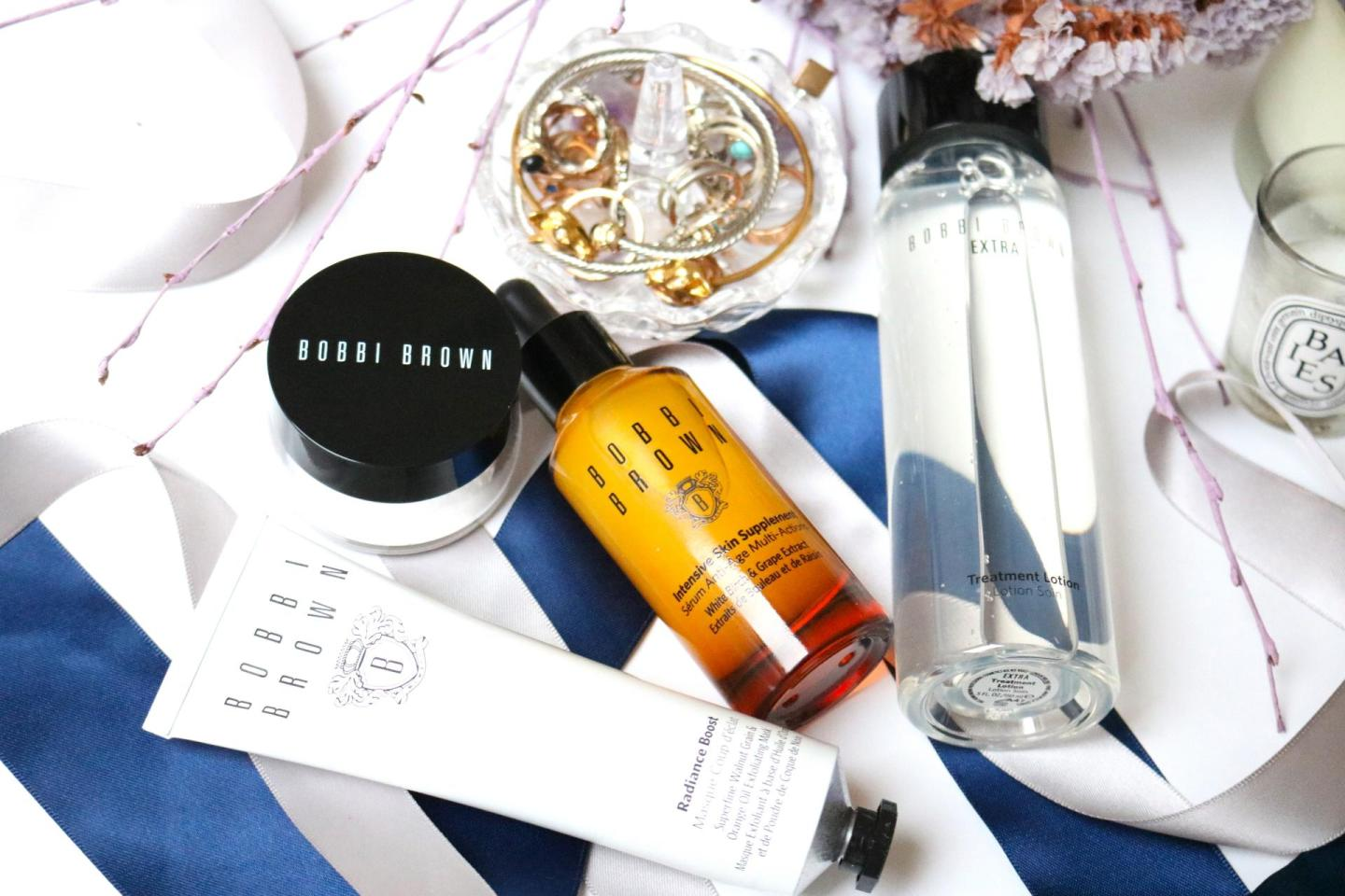 Bobbi Brown takes you into their Wellness Box