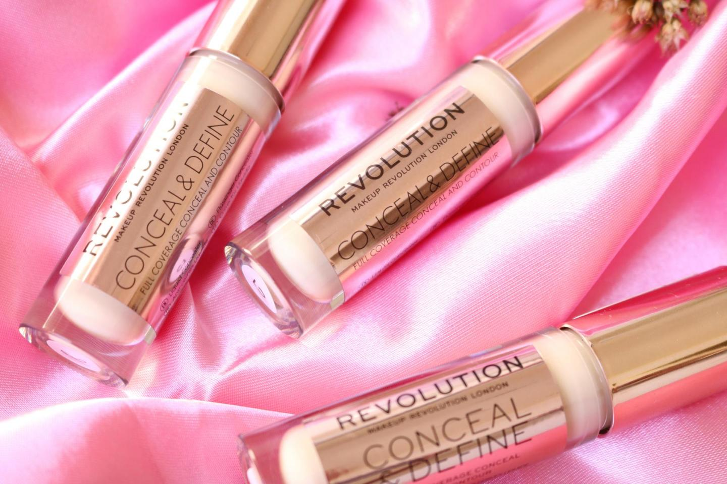 Makeup Revolution London Conceal and Define