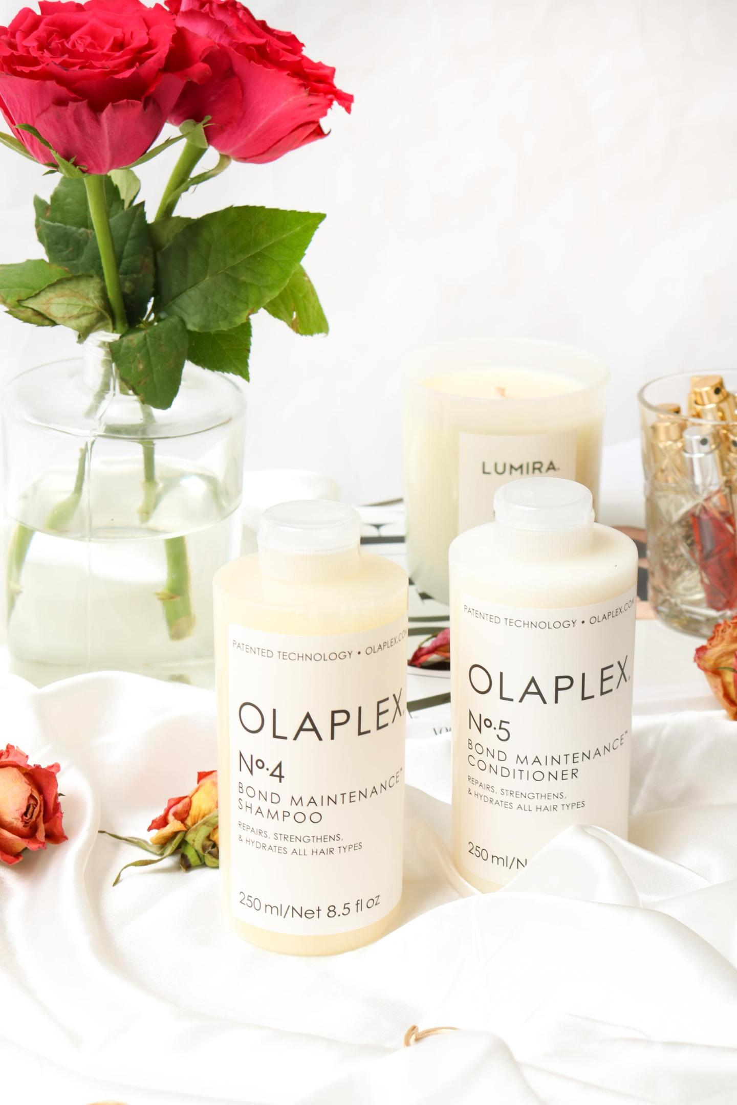 Olaplex Shampoo and Conditioner