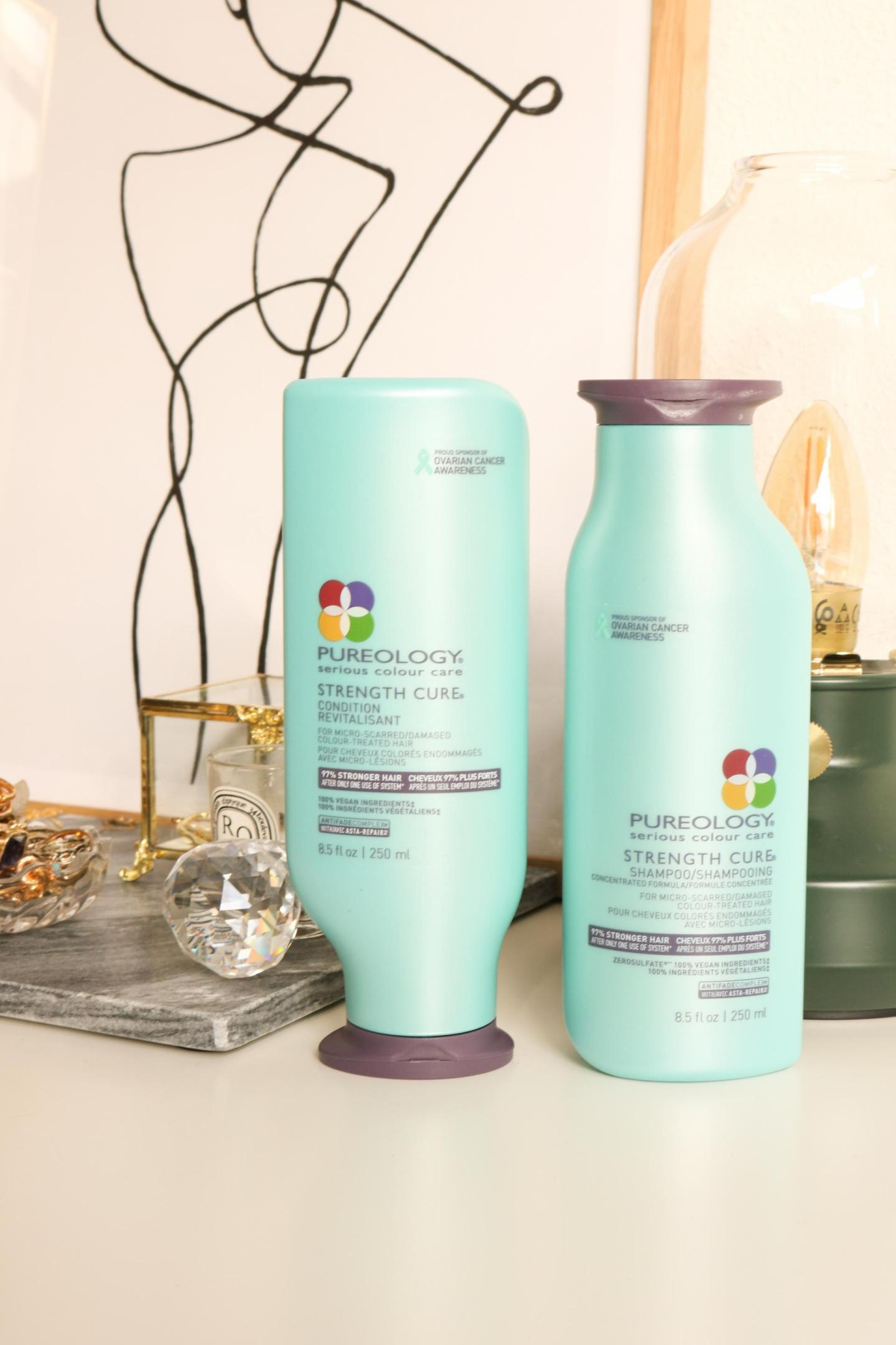 Pureology Strength Cure Shampoo Condition