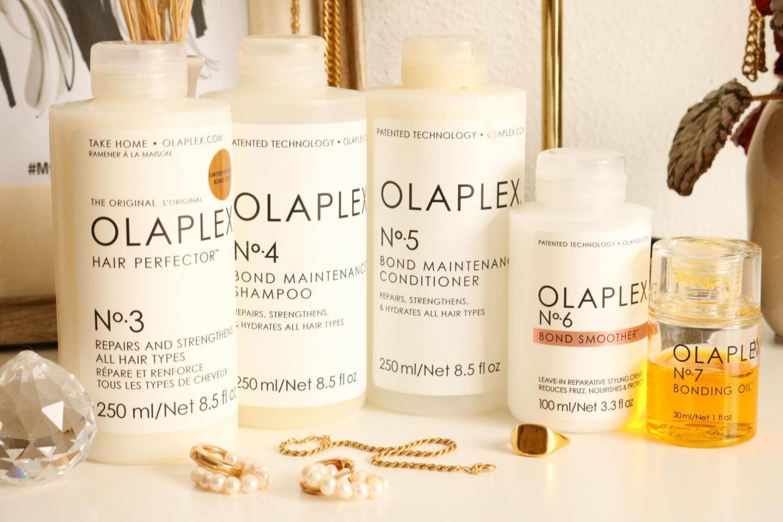 Mijn Olaplex favorieten & het nieuwste lid No.0
