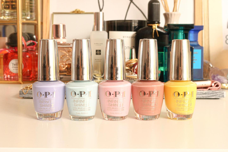 OPI Infinite Shine Gel nagellak voor de zomer