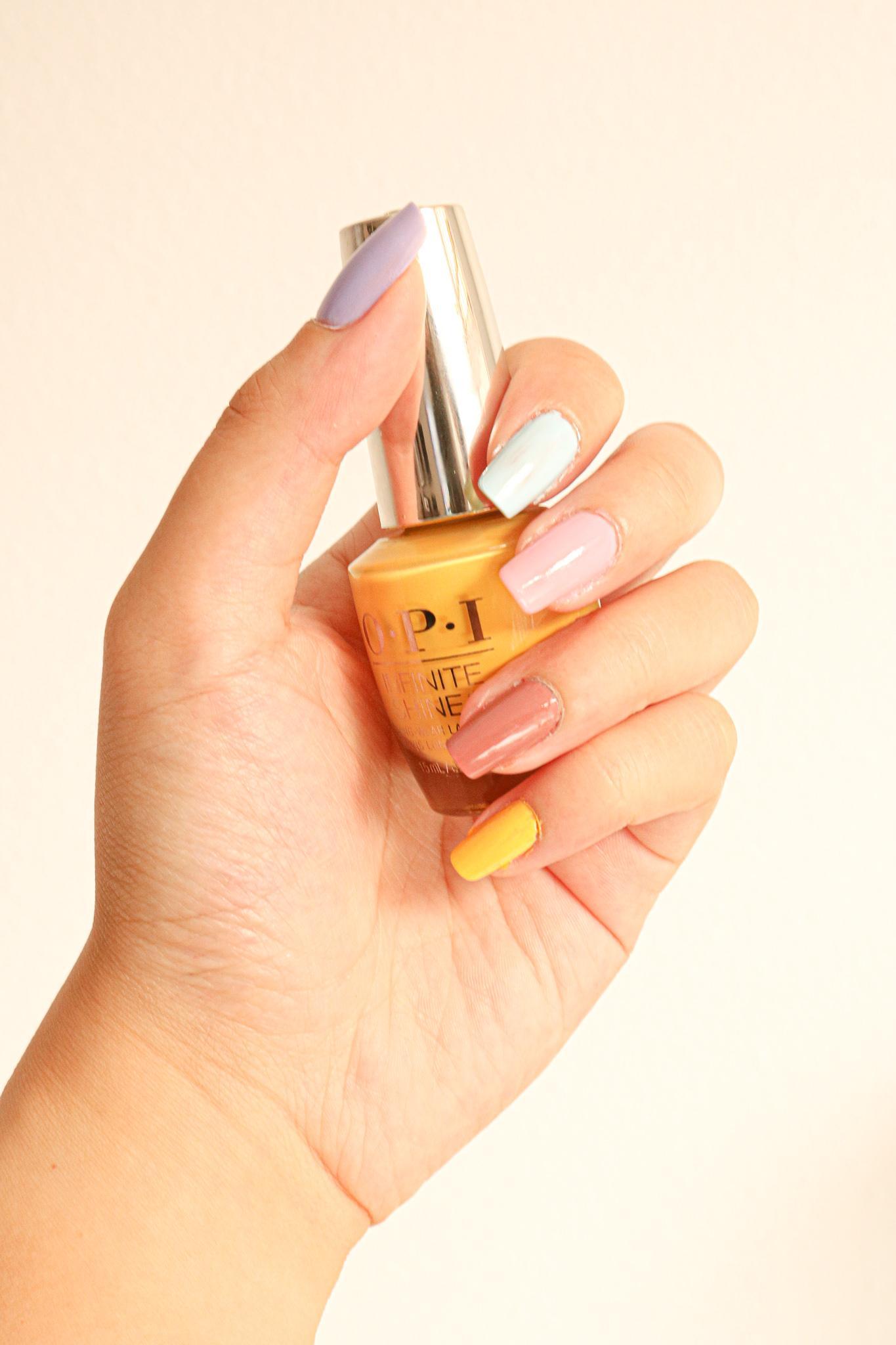 ops gel nagellak