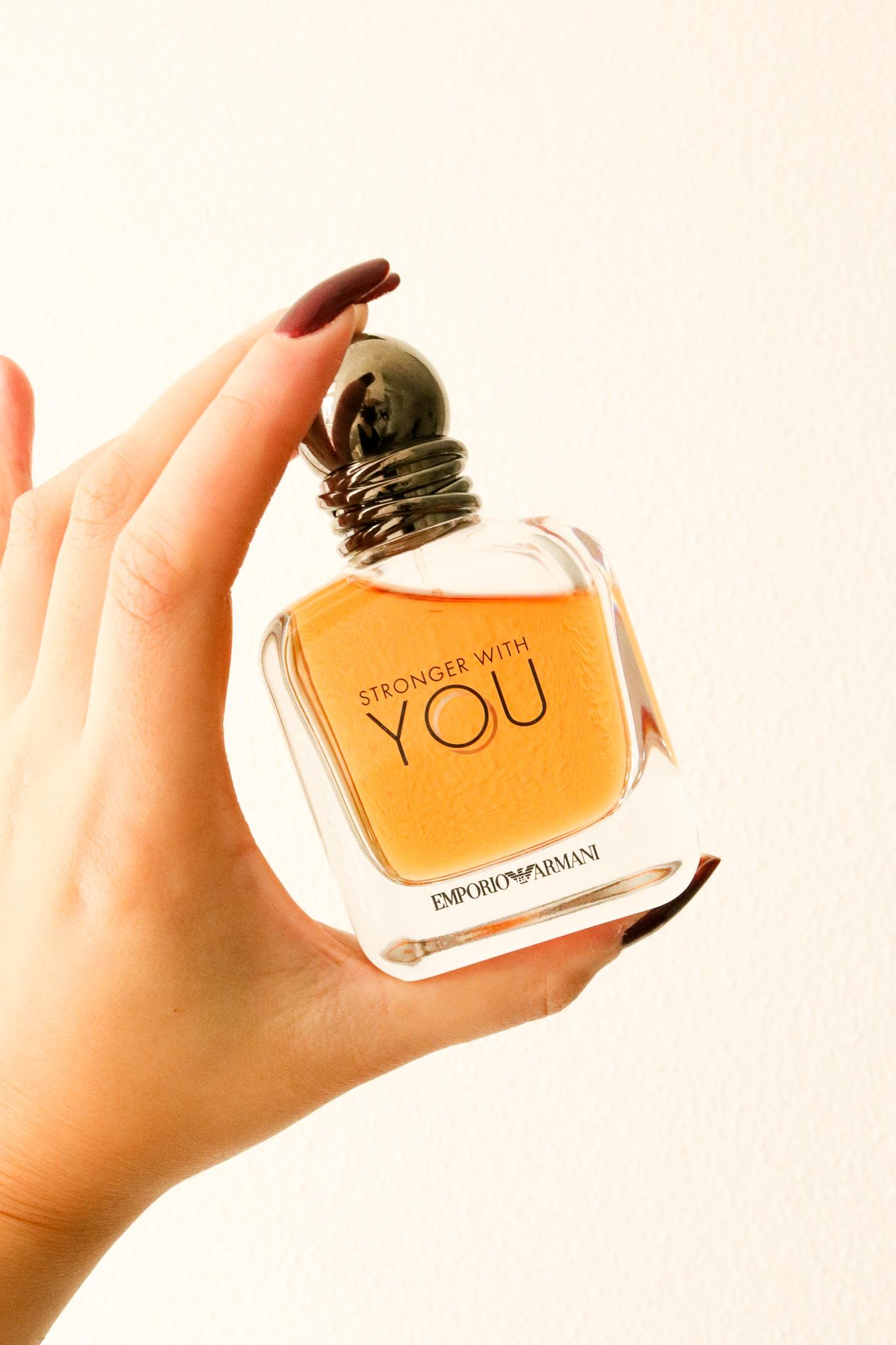 armani emporia stronger with you