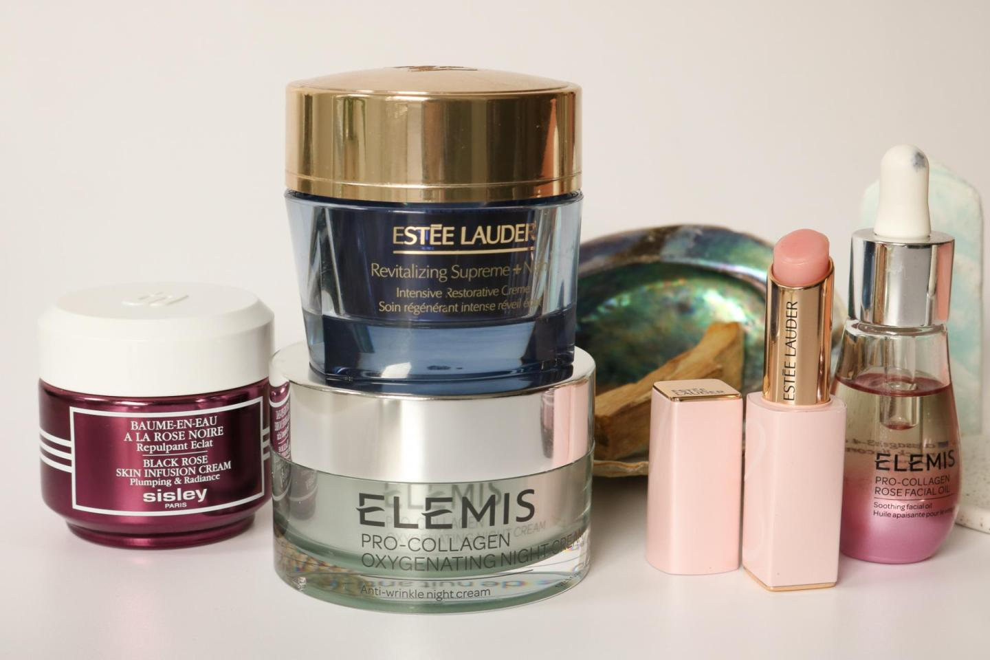 estee lauder revitalizing supreme cream winter skincare routine