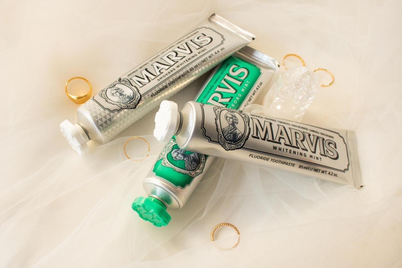 Een gezond gebit met Marvis tandpasta