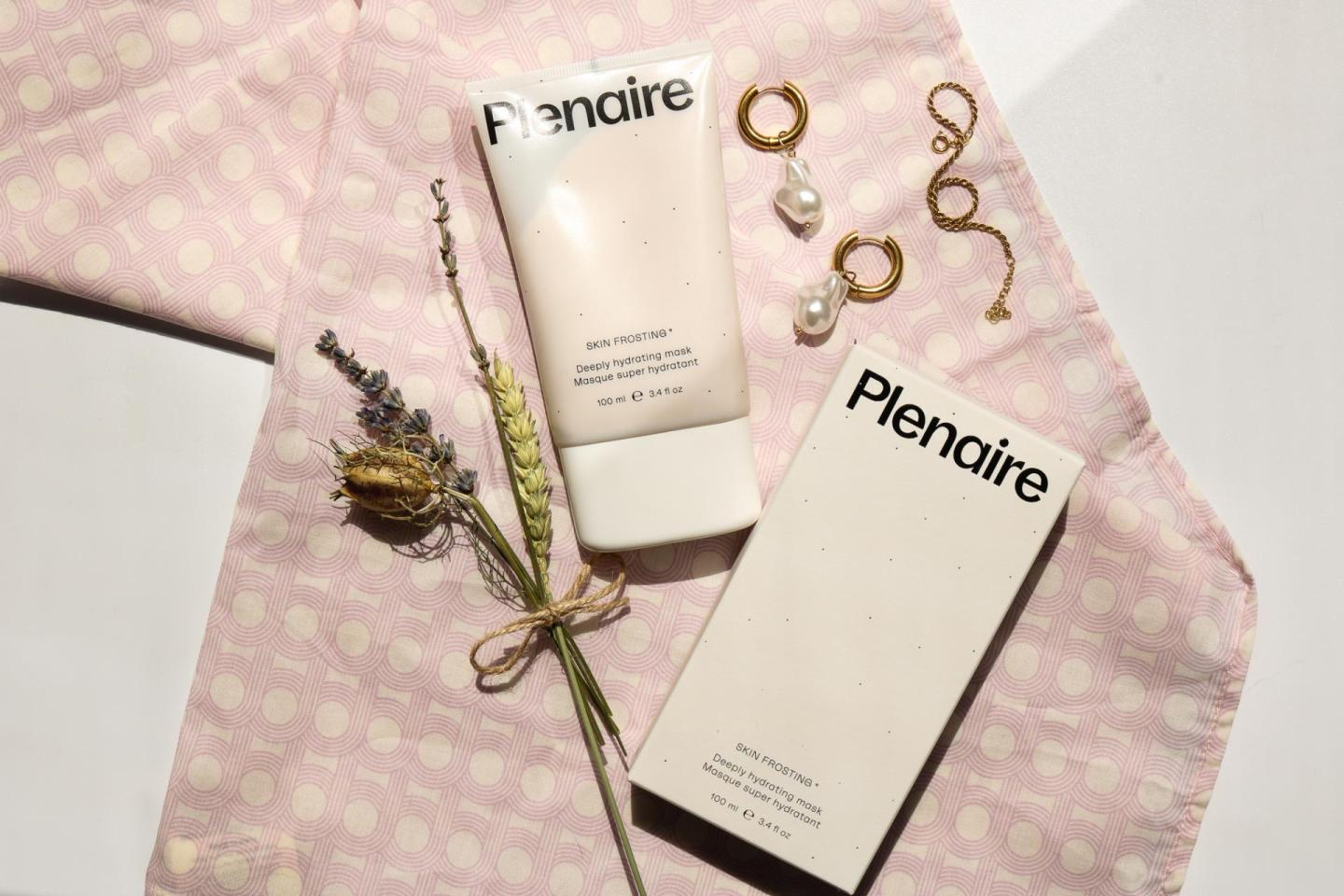 Plenaire Skin Frosting Deeply Hydrating Mask review