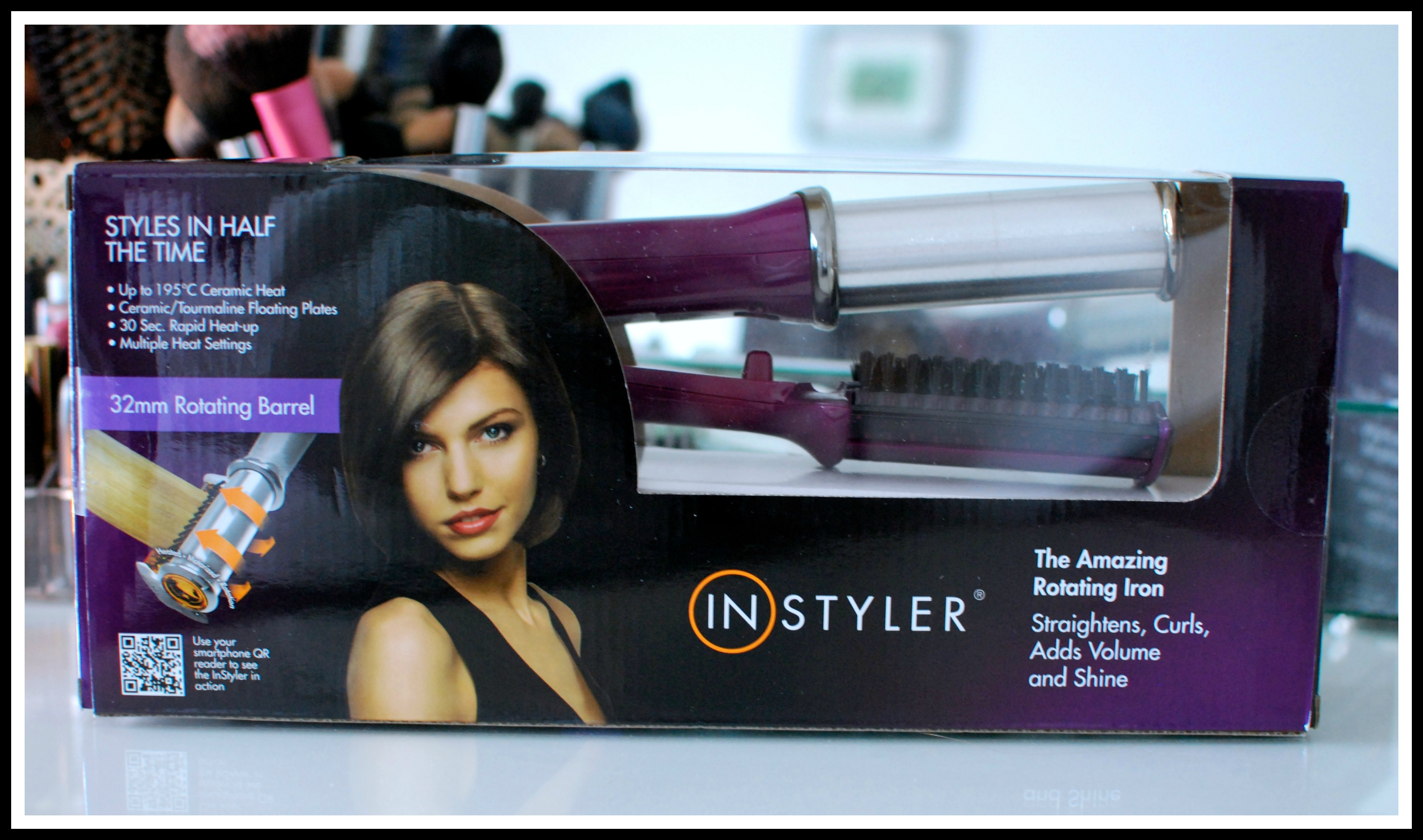 Instyler Rotating Iron Review The Beautiful Truth