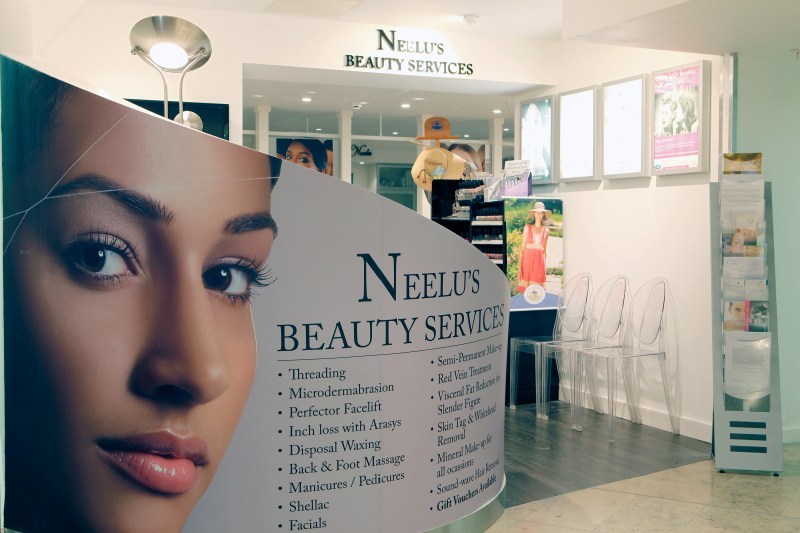 Neelu's Beauty Services, Arnotts, Dublin