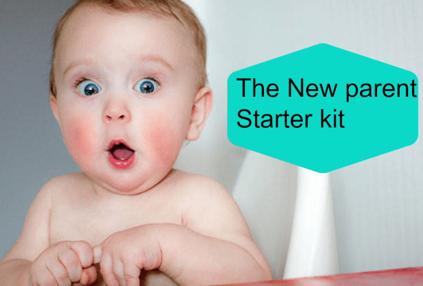 The first time parent starter kit