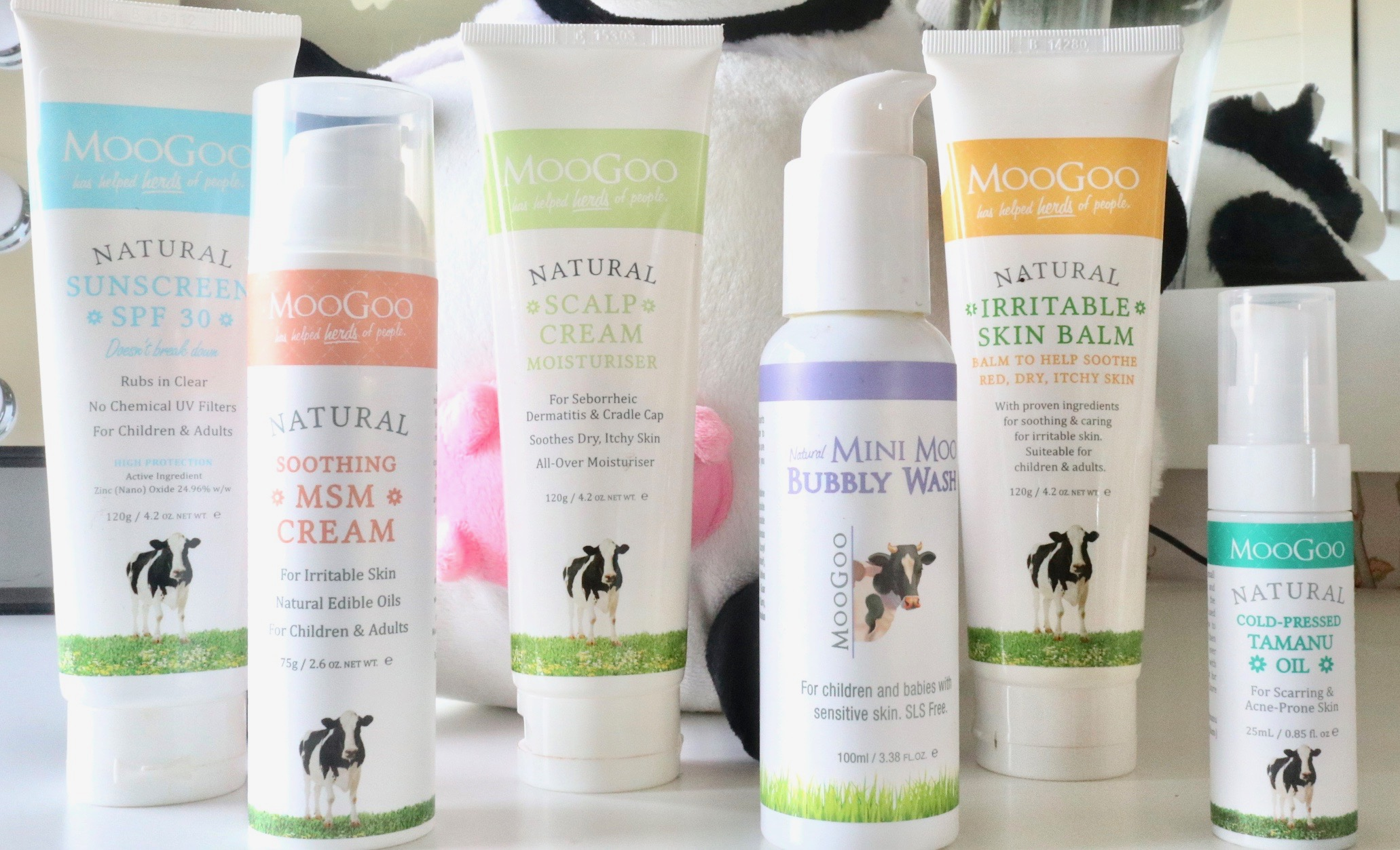 What you need from Moogoo Ireland - The Beautiful Truth