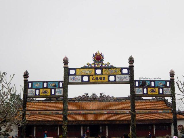 Hue Imperial City Citadel