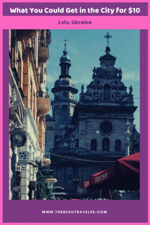 What You Could Get in Lviv for $10 - The BeauTraveler