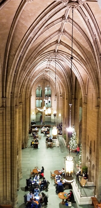 Cathedral in Pittsburgh, PA.