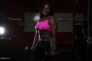 Arlette Bomahou body transformation journey with body building program Amazing 12