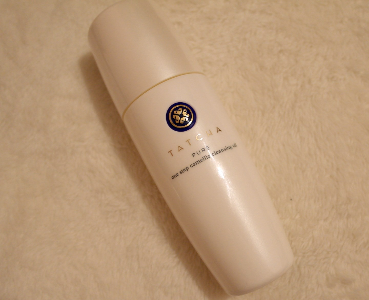 Tatcha Pure Step Camellia Cleansing Oil