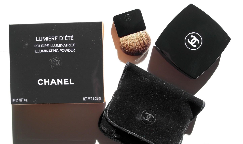 Chanel Lumière d'Eté Illuminating Powder