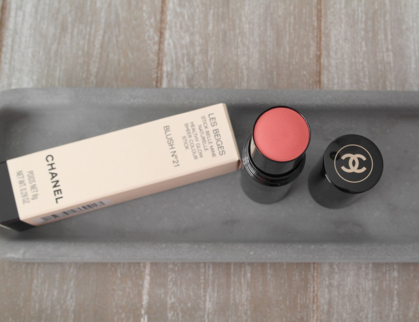 Chanel Les Beiges Healthy Glow Sheer Colour Stick No. 21