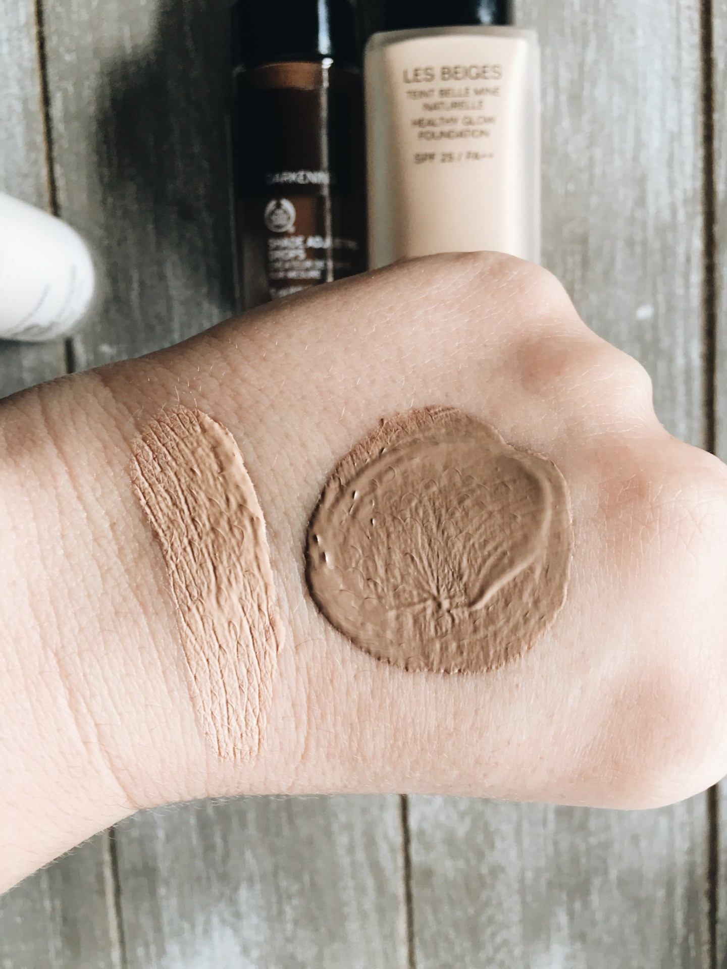 The Body Shop Shade Adjusting Drops In Darkening