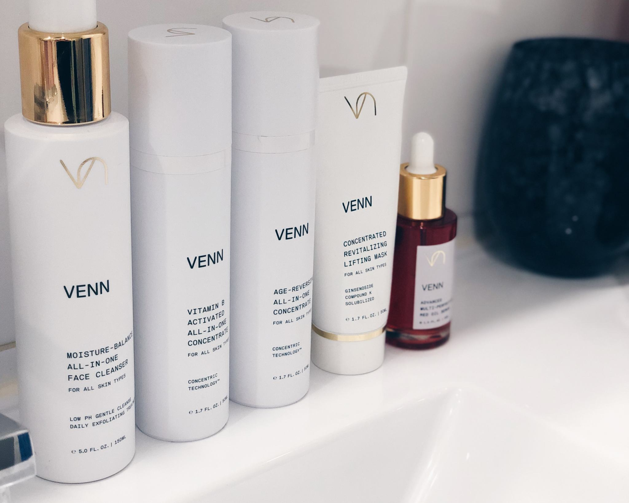 Venn Skincare – The Review. The Entire Range.