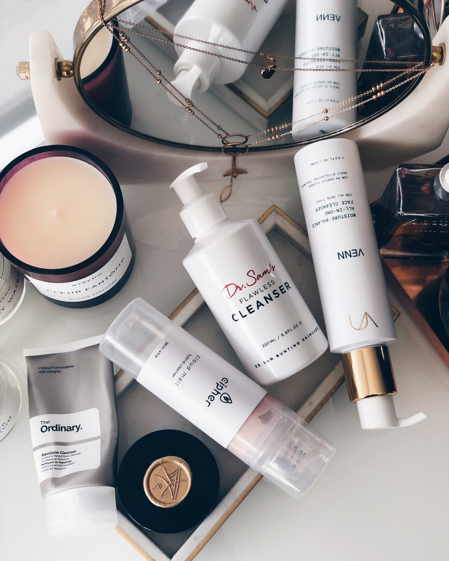 5 best cleansers for dry sensitive skin