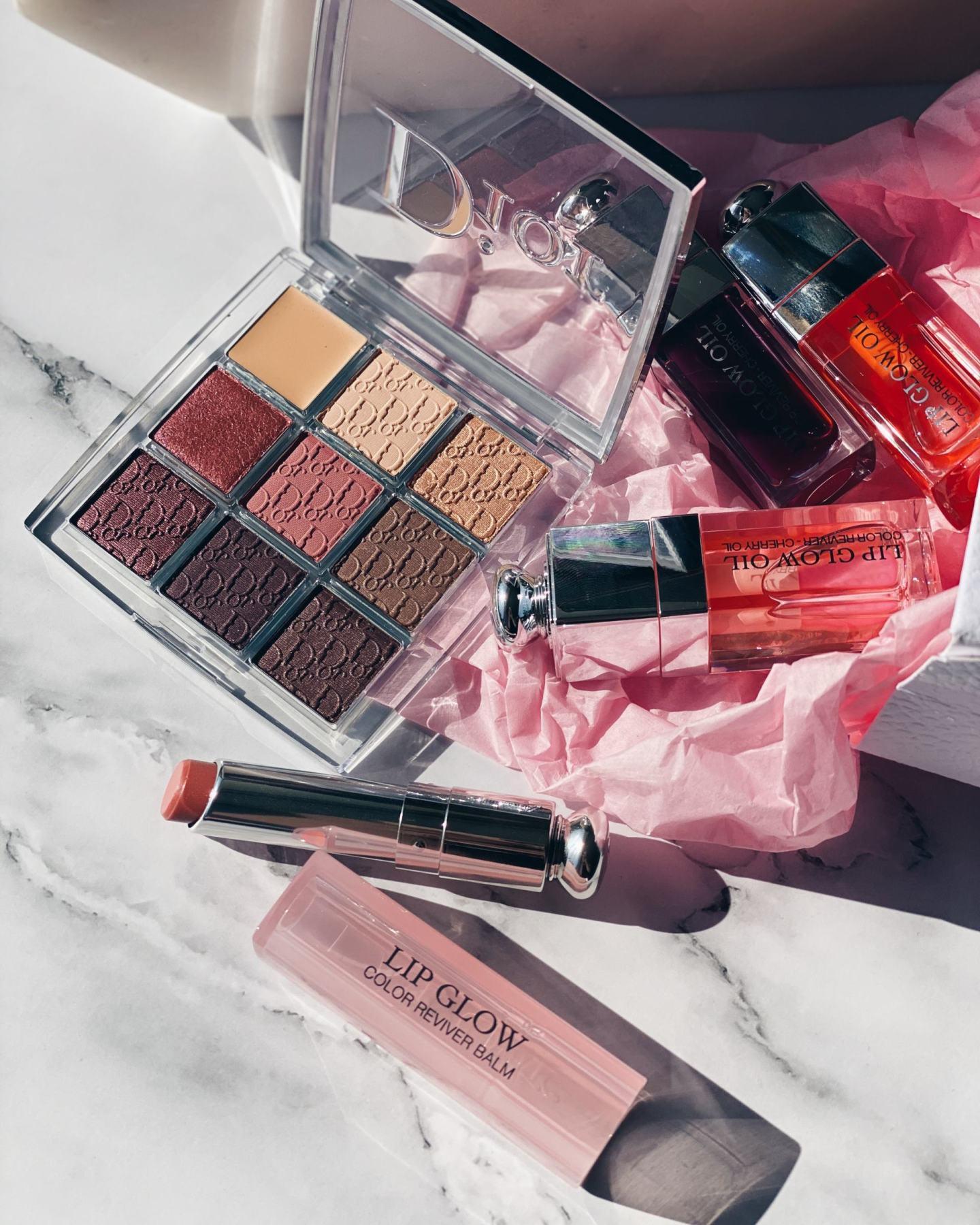 Dior Backstage Rosewood Neutrals Palette