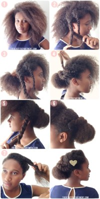 "Tag Archive for ""natural hair wedding updo"" - The Beauty ..."