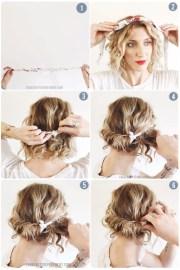 scarf hair tutorial beauty