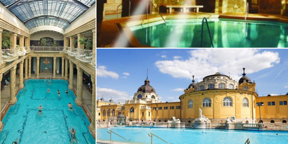 """Taking the waters"" A Guide to Budapests'​ Thermal Baths"