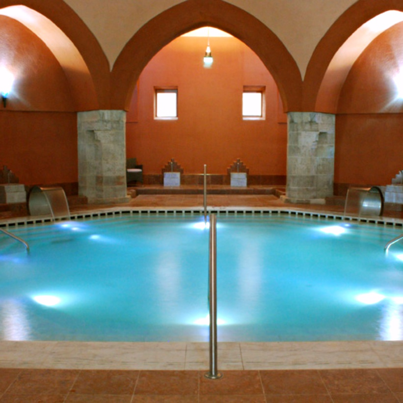 """Dandor Baths A Guide to Budapest Thermal Baths. Bathing in thermal waters has been part of everyday life in Budapest for centuries. Officially named """"The City of Spas"""" which of Budapests baths should you visit. www.awelltravelledbeauty.com"""